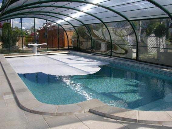 Abris piscine et protection deauville 14 delalande for Piscine deauville