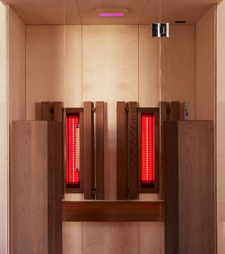 sauna infrarouge piscine et jardin. Black Bedroom Furniture Sets. Home Design Ideas