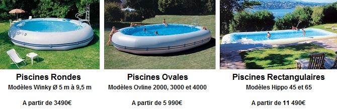 Piscine hors sol basse normandie delalande piscines for Piscine zodiac occasion