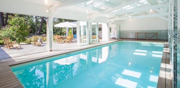 Nos piscines int rieures delalande piscines for Piscine auray