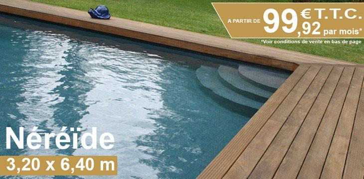 construire sa piscine en kit deauville cabourg caen. Black Bedroom Furniture Sets. Home Design Ideas